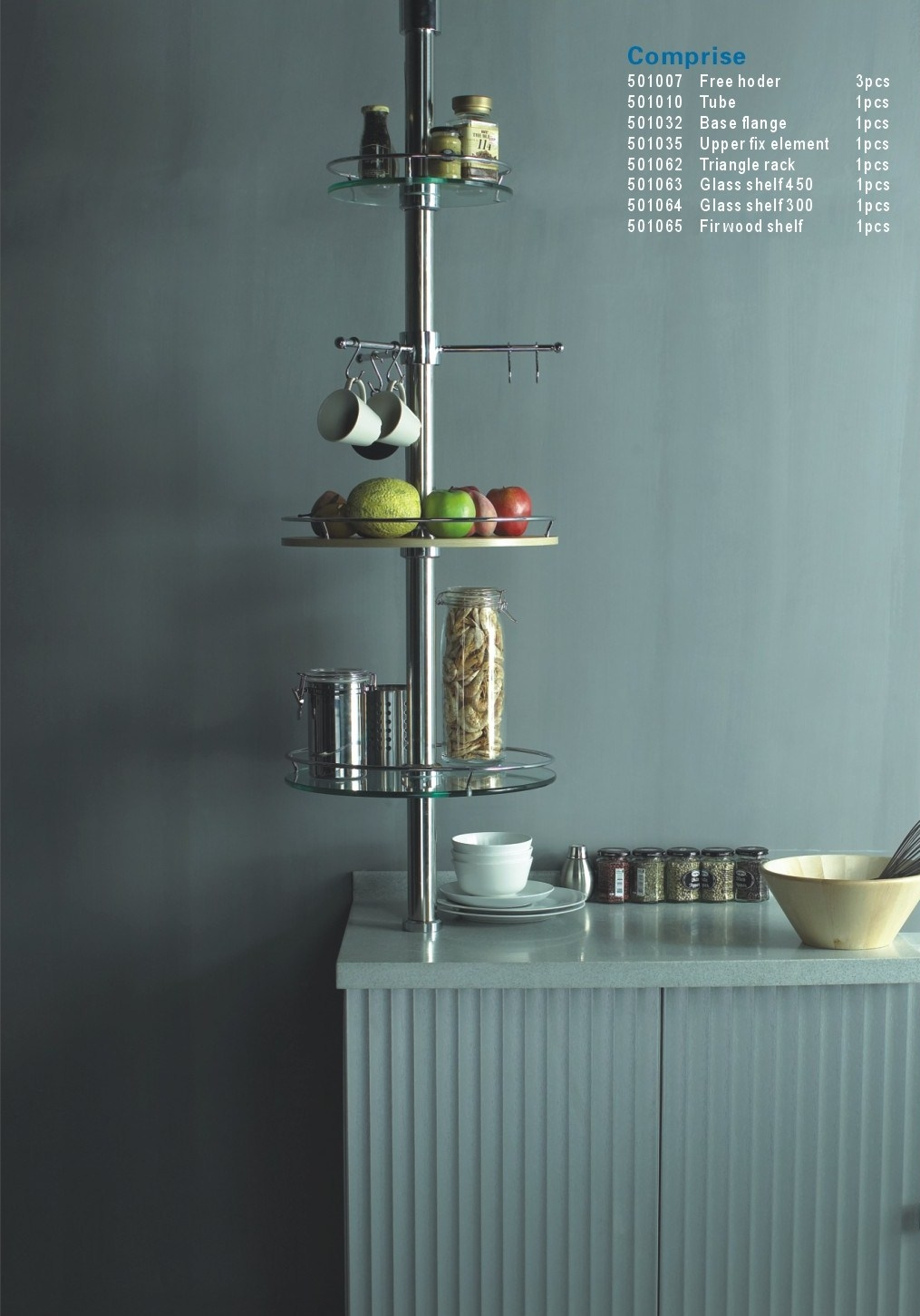 Kitchen Line - Products